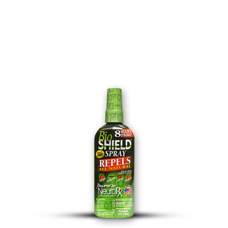 BS1005 BioShield Spray 4oz Bug Repellent
